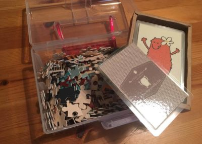 Egyedi grafika TéJé Grafika kártya és puzzle