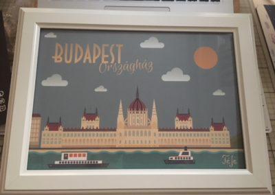 Egyedi grafika TéJé Grafika Budapest kép