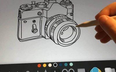 Mennyi ideig készül egy grafika?